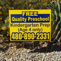 Yard Signs Arizona
